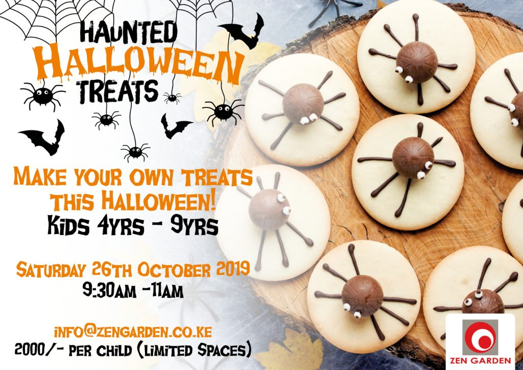 Kids Halloween Treats