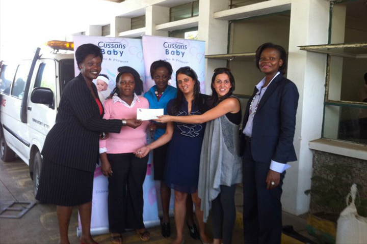 Pumwani Maternity Hospital Visits