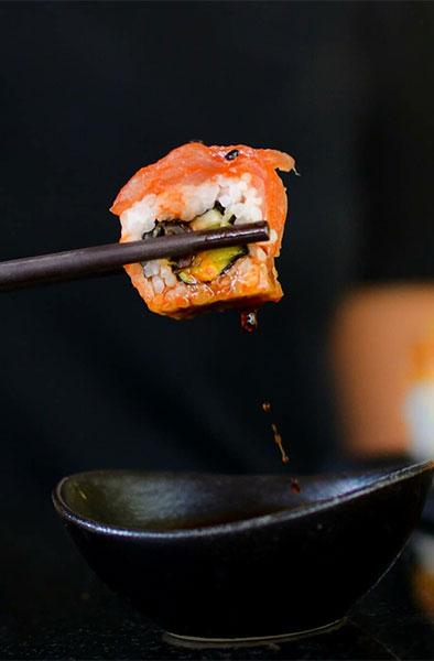 Zen Garden Sushi Dish