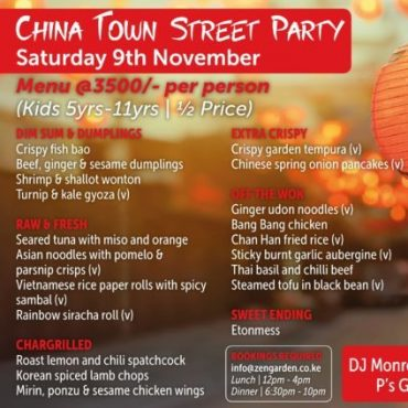 China Town Street Party