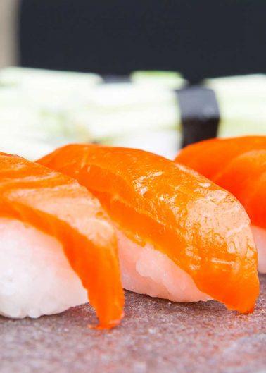 Zen Garden Sushi Roll